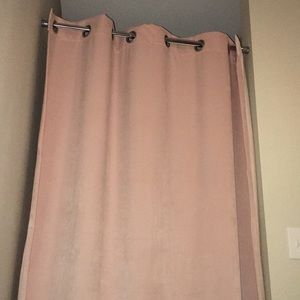 - NEW Pink Curtain